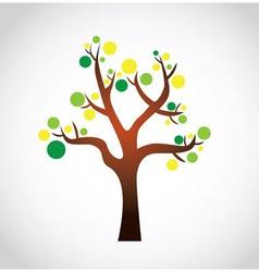 Tree graphic vector image