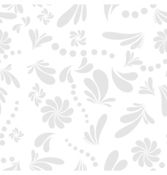 abstract background white and gray vector image