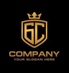 Gc logo vector