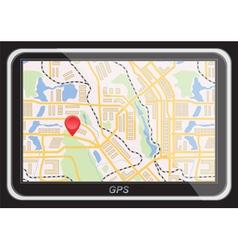 Global Positioning System navigation vector