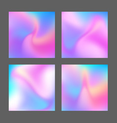 Holographic gradient vector