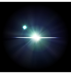 Supernova star vector
