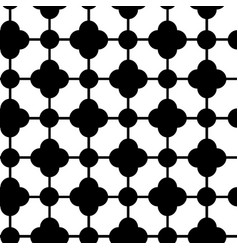 seamless pattern geometry asian vector image