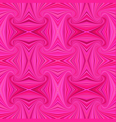 pink seamless abstract psychedelic spiral stripe vector image