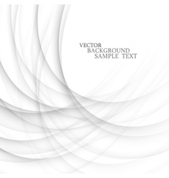 Silver abstract background vector image