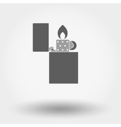 Cigar Lighter vector image vector image