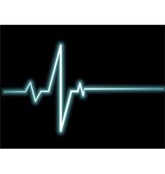 Lifeline vector image vector image