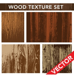 wooden backgrounds vector image vector image