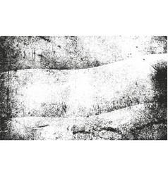 Distressed overlay texture dust metal vector