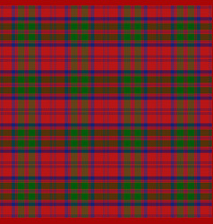 Grant tartan scottish cage background vector