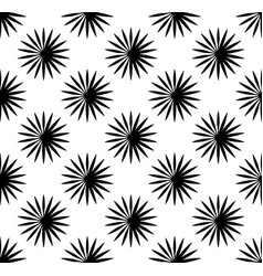 Repetitive pattern with radial-radiating lines vector