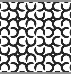 creative seamless stylish pattern endless vector image