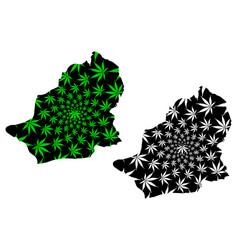 Kars provinces republic turkey map vector