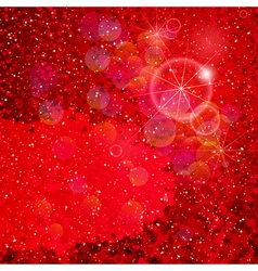 Background with with lots of hearts vector image
