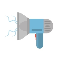 Dryer personal appliance home vector