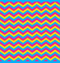 chevron pattern background retro vintage design z vector image