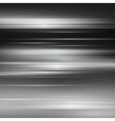 Gray abstract metallic background vector