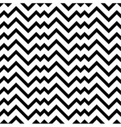 Black and white zigzag chevron minimal simple vector