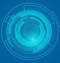 Circle preview vector