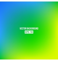 Colorful gradient background vector image