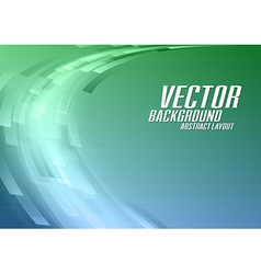 Abstract Curve vector image