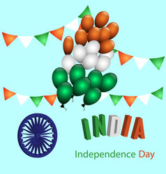 symbol india vector image