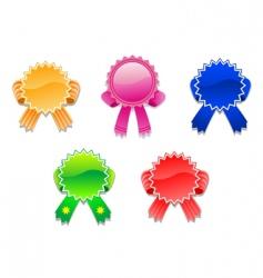 web design stickers vector image