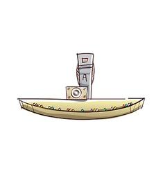 A ship vector