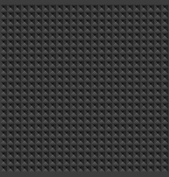 abstract seamless pattern black texture vector image