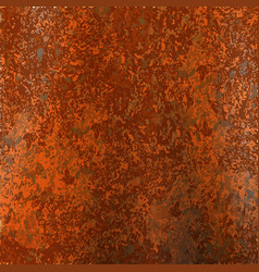 Rusty and metal texture background realistic vector