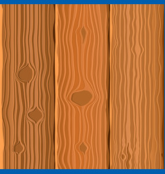 texture of wooden boards vector image
