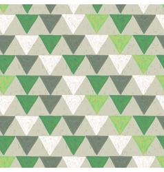 seamless hand drawn geometric pattern vector image vector image