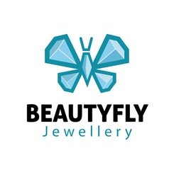 Beauty fly Design vector image