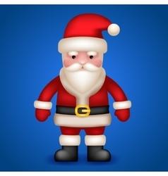 Santa Claus Character vector image vector image