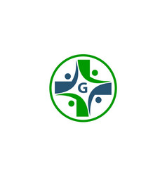Medical group initial g vector