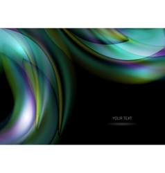 Abstract background from circle vector image