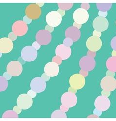 Colored circles vector