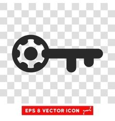 Key Options Eps Icon vector