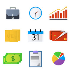 Business image icon vector