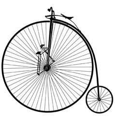 velocipede vector image vector image