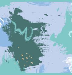 Beige color brush stroke vector