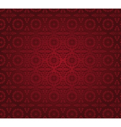 retro background in bump style vector image vector image