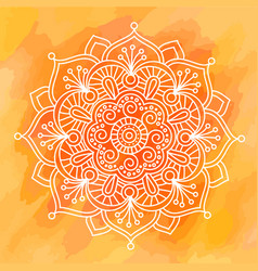 Diwali indian pattern background vector