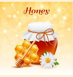 honey color concept vector image
