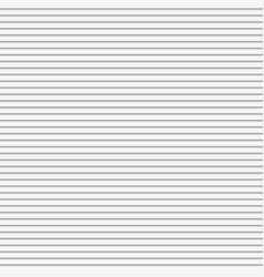 white seamless abstract 3d horizontal stripe vector image