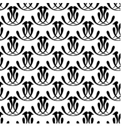 abstract seamless pattern fashion graphic on vector image