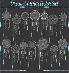 Dreamcatcher Set vector