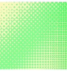 Colored Halftone Patterns Set of Halftones vector image