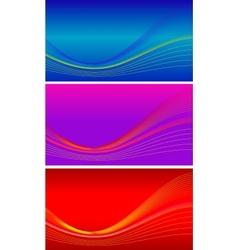 background sets vector image