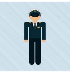 worker avatar design vector image